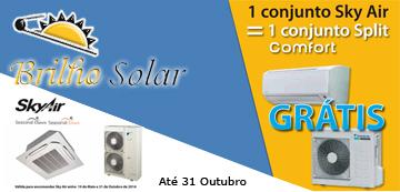 Válida para encomendas SKY AIR até 31 Outubro 2014 Campanha SKY AIR